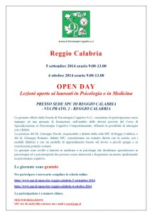 OPEN DAY1